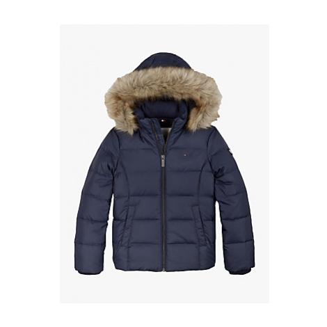 Tommy Hilfiger Girls' Essential Down Jacket