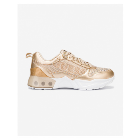 Guess Tandey Sneakers Gold