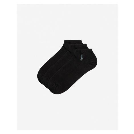 Polo Ralph Lauren Set of 3 pairs of socks Black