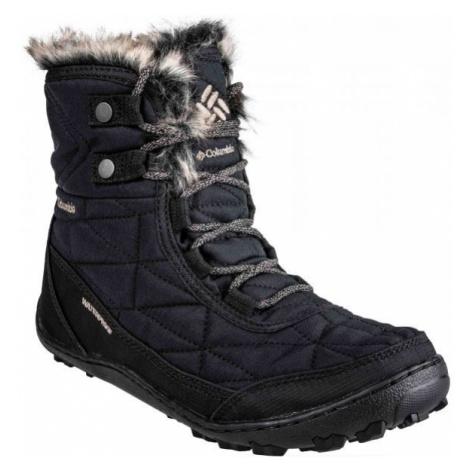 Columbia MINX SHORTY black - Women's outdoor shoes