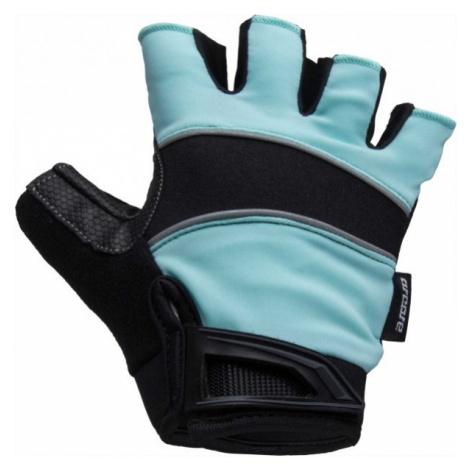 Blue men's sports gloves