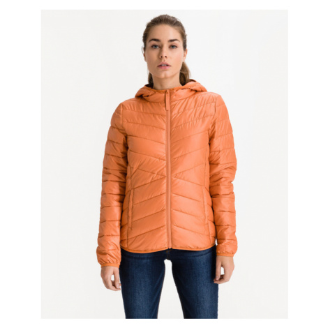 Tom Tailor Denim Jacket Orange