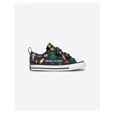 Converse Gamer Easy-On Chuck Taylor All Star Kids Sneakers Black