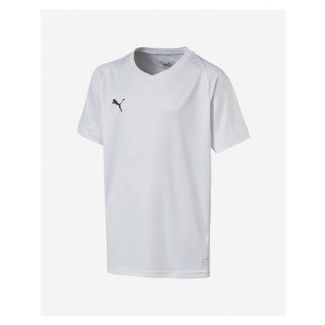 Puma Liga Jersey Core Kids T-shirt White