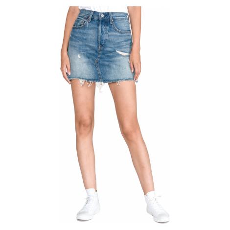 Levi's Skirt Blue Levi´s