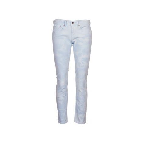Roxy SUNTRIPPERS TIE-DYE women's Trousers in Blue