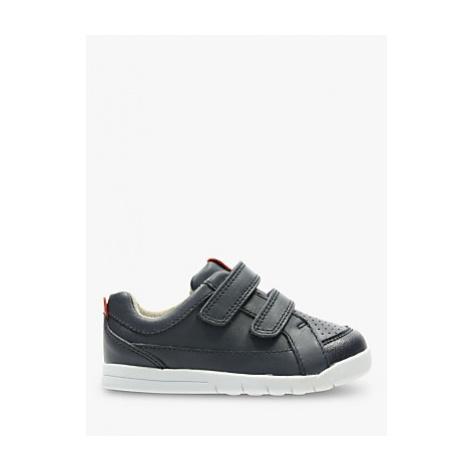 Clarks Children's Emery Walk Riptape Shoes