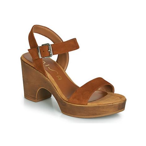 Unisa ONESIA women's Sandals in Brown