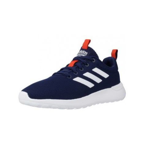 Adidas LITE RACER CLN K boys's Children's Shoes (Trainers) in Blue