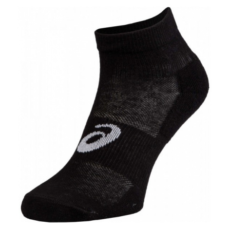 Asics 3PPK QUATER SOCK black - Running socks