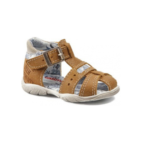 Catimini SPHINX boys's Children's Sandals in Brown