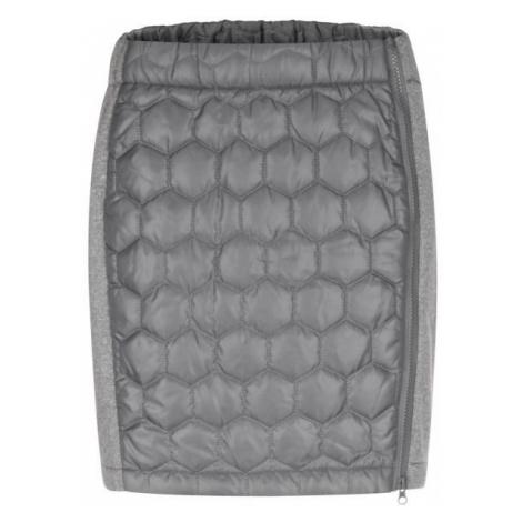 Loap MIRRIAM grey - Women's skirt