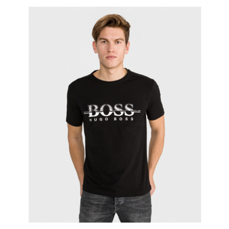 BOSS T-shirt Black Hugo Boss