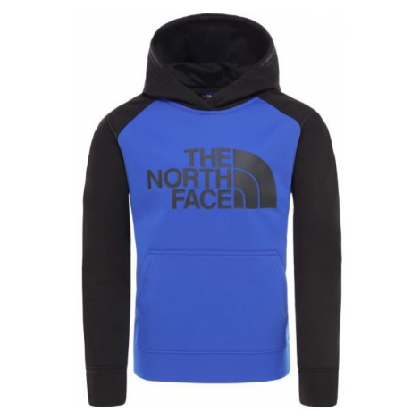 The North Face SURGENT P/O HDY B blue - Boys' hoodie