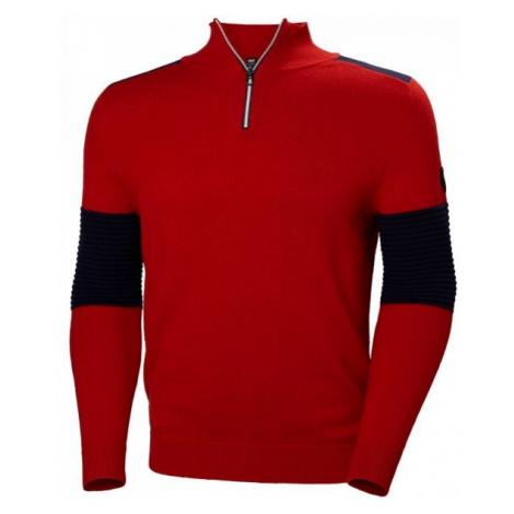 Helly Hansen HOD KNIT SWEATER red - Men's sweater