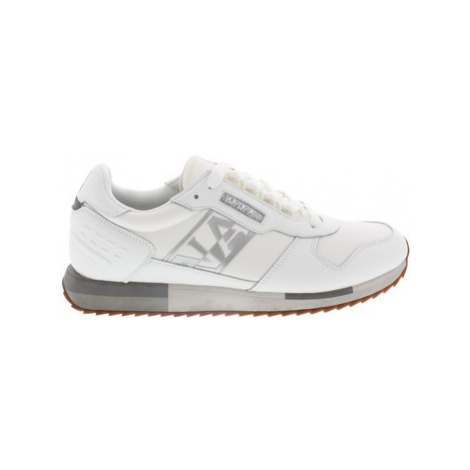 Napapijri Virtus men's Shoes (Trainers) in White