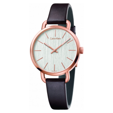 Ladies Calvin Klein Even Watch K7B236G6