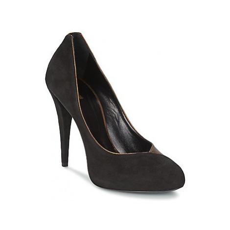 Roberto Cavalli YPS530-PC219-D0127 women's Court Shoes in Black
