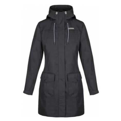 Loap NESINA W dark gray - Women's coat