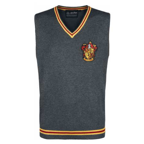 Harry Potter Harry Potter Gryffindor - Sleeveless Sweater Sweatshirt anthracite