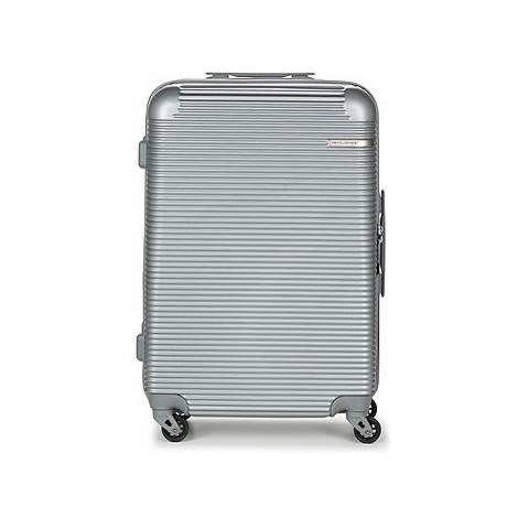 David Jones AVETTA men's Hard Suitcase in Grey