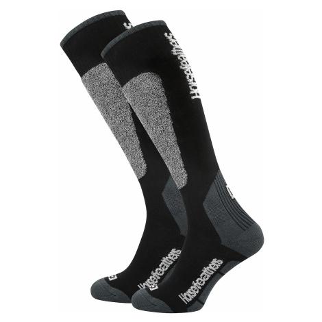 socks Horsefeathers Caleb - Black