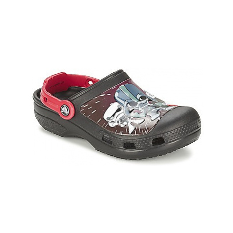 Crocs CB STAR WARS DARTH VADER CLOG boys's Children's Clogs (Shoes) in Black