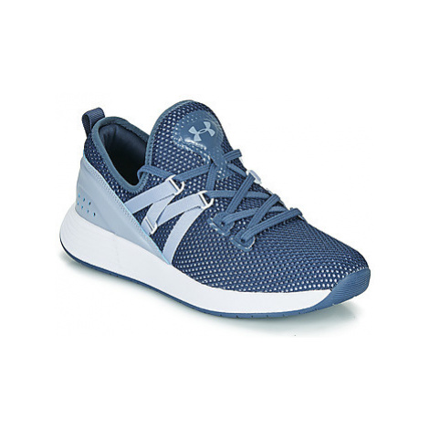 Under Armour BREATHE TRAINER women's Running Trainers in Grey