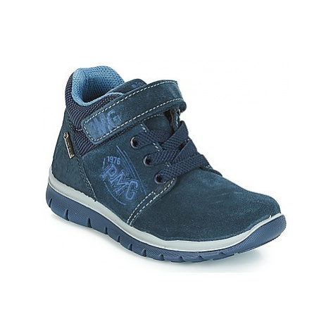 Primigi HILOS GORE-TEX boys's Children's Mid Boots in Blue