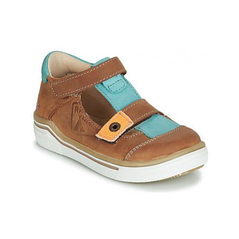 GBB PORRO boys's Children's Sandals in Brown