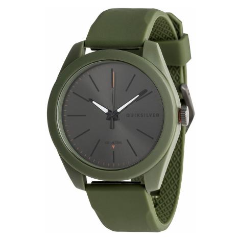watch Quiksilver Furtiv - XCKC/Kaki/Gun/Kaki