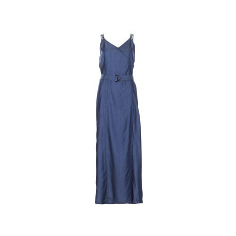 G-Star Raw GS SINGLET MAXI DRESS women's Long Dress in Blue