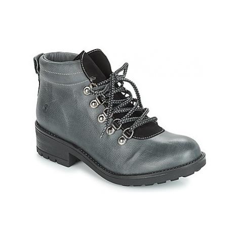 Casual Attitude JAFA women's Mid Boots in Grey