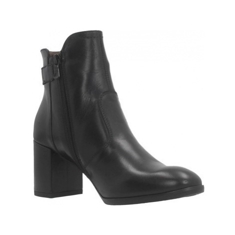 Nero Giardini A908731D women's Low Ankle Boots in Black