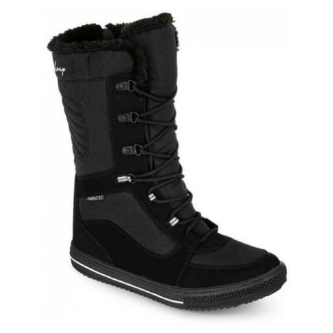 Loap NAVANA black - Women's winter shoes