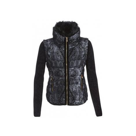 Desigual ALEXANDRA women's Jacket in Black