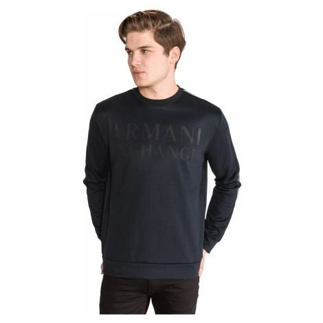 Armani Exchange Sweatshirt Blue