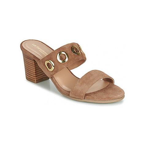 Les Tropéziennes par M Belarbi OPENCE women's Sandals in Brown