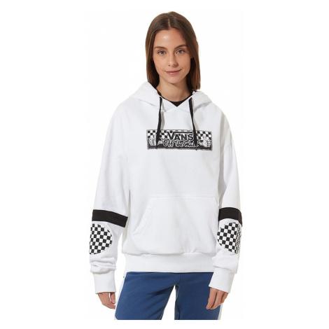 sweatshirt Vans BMX Hoodie - White - women´s