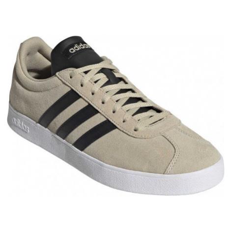 adidas VL COURT 2.0 beige - Men's leisure shoes