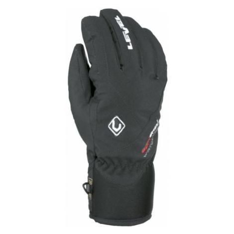 Level FORCE black - Men's gloves
