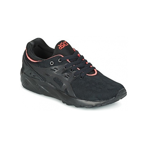 Asics GEL-KAYANO TRAINER EVO W women's Shoes (Trainers) in Black