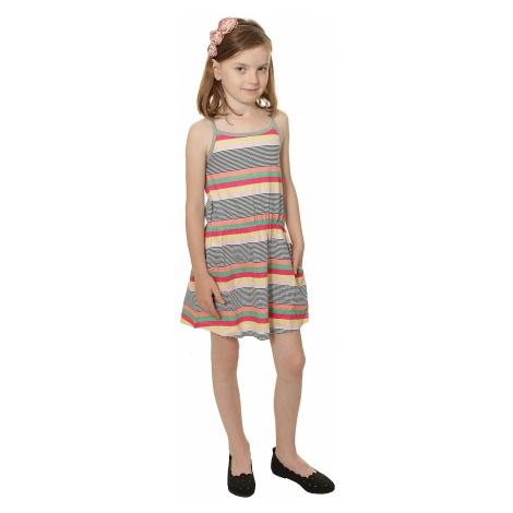 dress Roxy Hear Me - WCD7/Swing Stripes Sand Piper