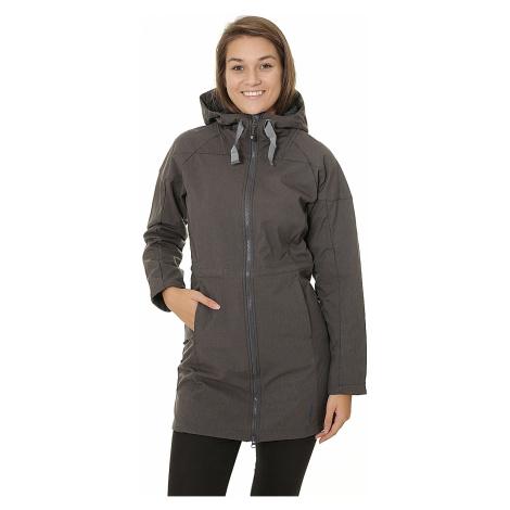 coat Husky Sara L - Grafit - women´s