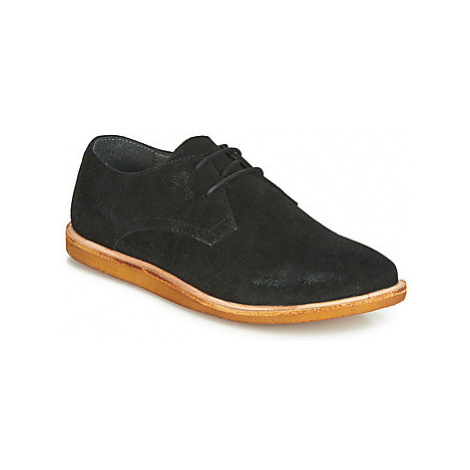 Frank Wright JORDAN men's Casual Shoes in Black