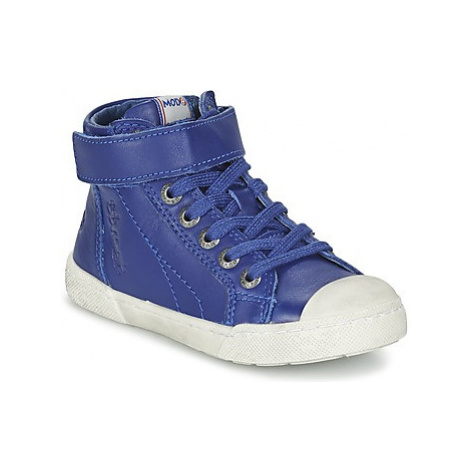 Mod'8 KANDINSK boys's Children's Shoes (High-top Trainers) in Blue