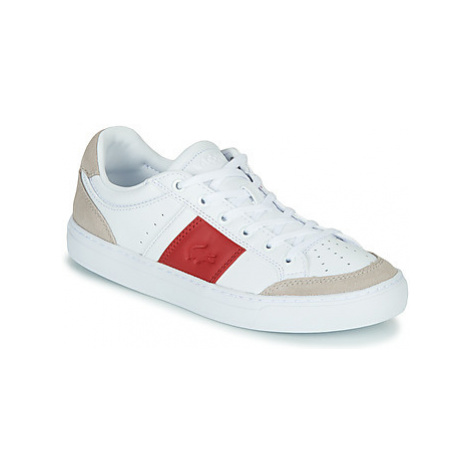 Lacoste COURTLINE 319 1 US CFA women's Shoes (Trainers) in White