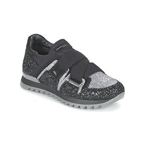 John Galliano RAIA women's Shoes (Trainers) in Black