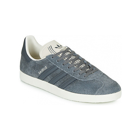 Adidas GAZELLE men's Shoes (Trainers) in Grey