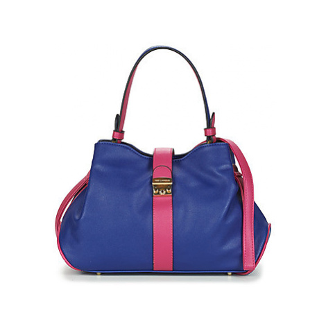 Ted Lapidus ELEONORE women's Shoulder Bag in Blue